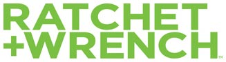 Ratchet and Wrench Logo