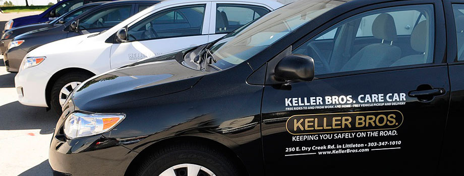 Auto Repair In Littleton Colorado by Keller Bros Auto Repair Services