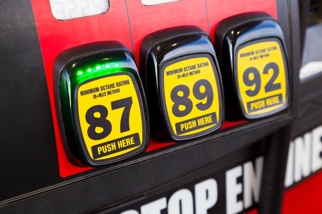 Gas Octane Rating Guide